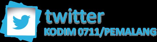 TWITTER KODIM 0711 PEMALANG