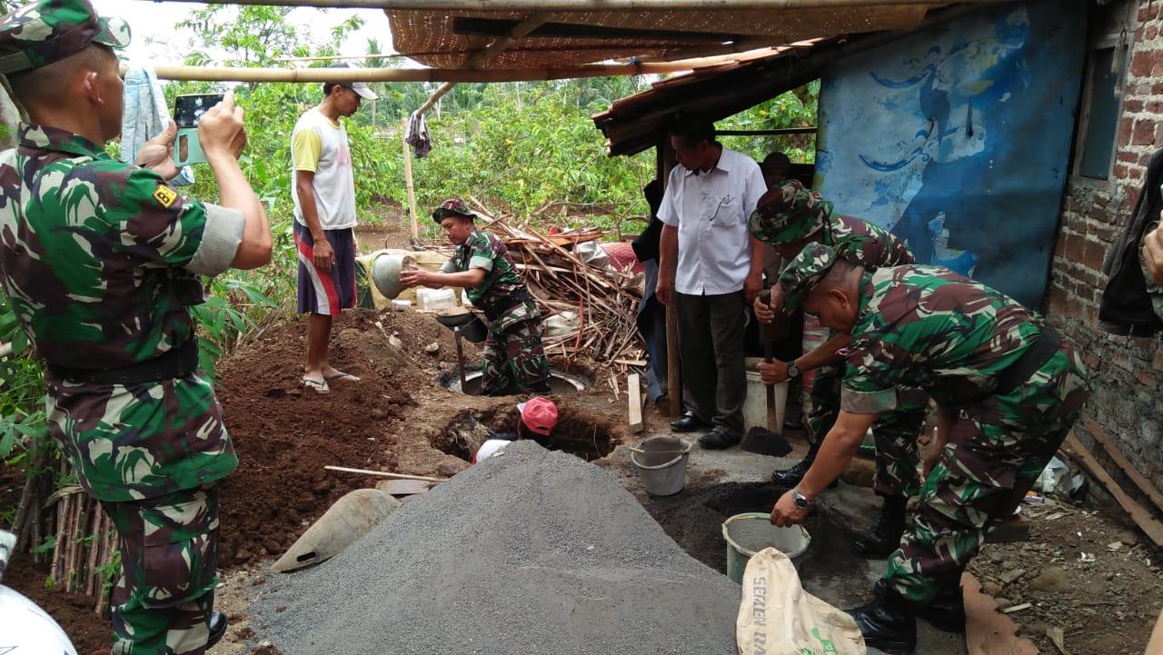 KEGIATAN KKL PASIS DIKTUPASUS TNI TA. 2018 DI WILAYAH KORAMIL 08/RANDUDONGKAL DIM 0711/PEMALANG