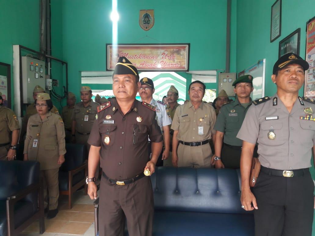 PASIPERS DIM 0711/PEMALANG HADIRI UPACARA PERINGATAN HARI KESEHATAN NASIONAL (HKN) KE 54 TAHUN 2018