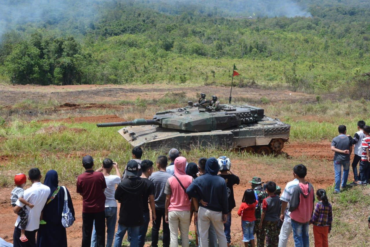 Latihan Ancab TNI AD 2018 Akumulasi Kemampuan Tempur