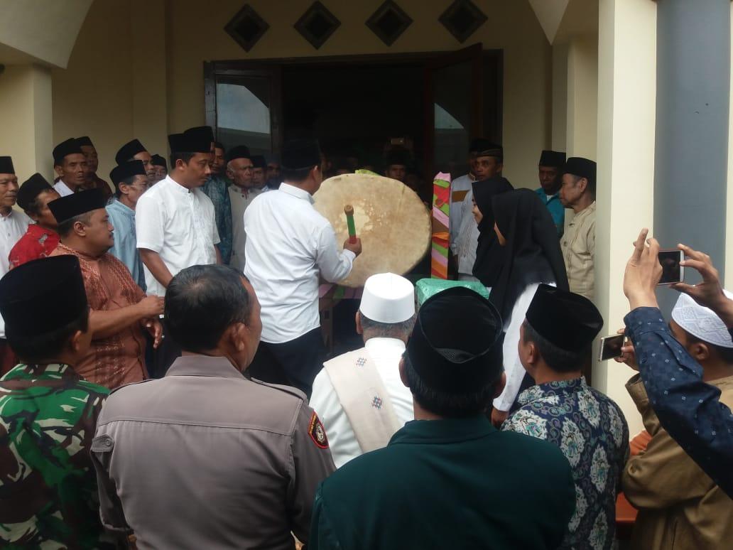 Danramil 13/Pulosari Hadiri Pengajian Umum Dan Peresmian Masjid Jami Nurul Hikmah