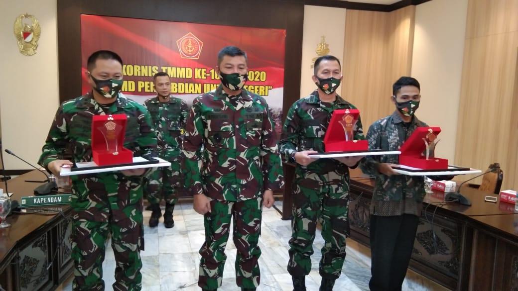 47 Satgas TMMD ke 109 Berikan Pengabdian Untuk Negeri di Ujung Tahun 2020