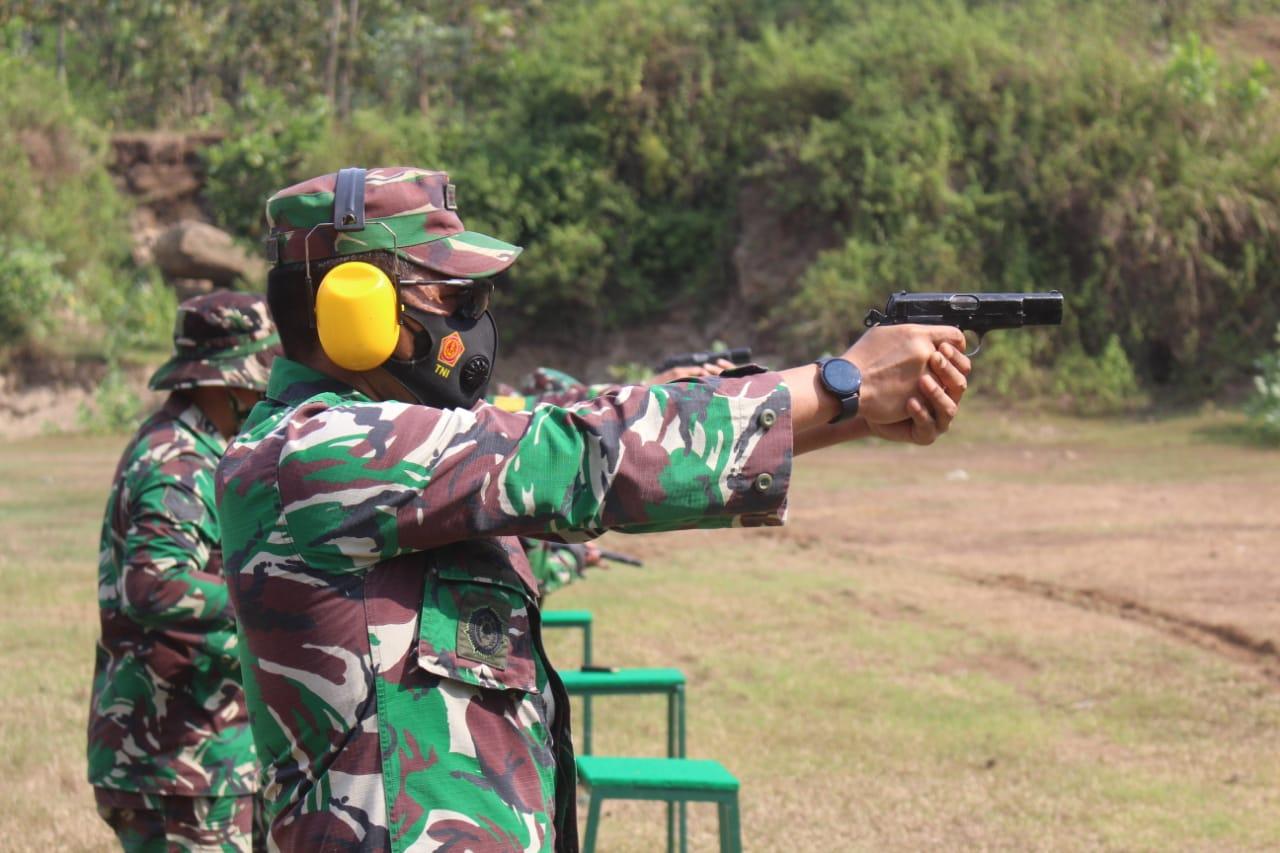 Dandim Pemalang, Latbak Jatri Sebagai Sarana Untuk Meningkatkan Kemampuan Menembak